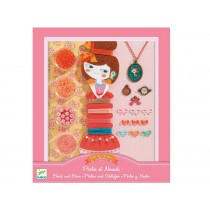 Djeco beads and bows