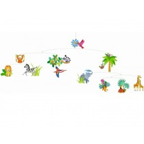 Djeco Mobile JUNGLE WORLD