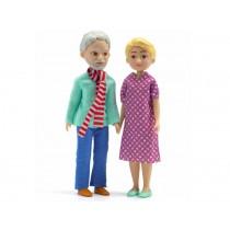 Djeco dollhouse The grand parents