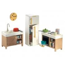 Djeco dollhouse kitchen