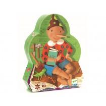 Djeco Puzzle PINOCCHIO (50 pieces)