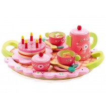 Djeco roleplaying game Lili rose's tea and cake set