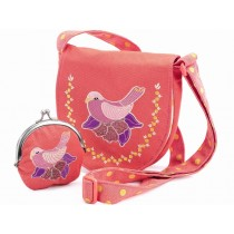 Djeco Handbag and Wallet BIRD