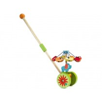 Djeco push along toy Rouly Cuicui