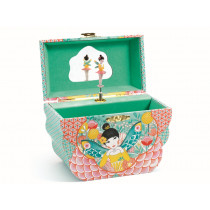 Djeco Musical Box FLOWERY MELODY