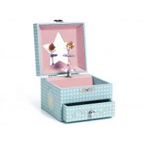 Djeco Music box with jewelry box DELICATE BALLERINA