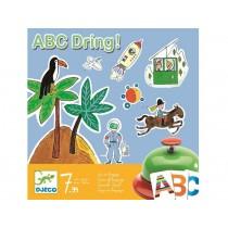 Djeco game ABC Dring