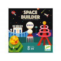 Djeco Strategy Game SPACE BUILDER