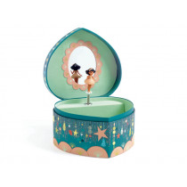 Djeco Music box with jewelry box MERRY PARTY