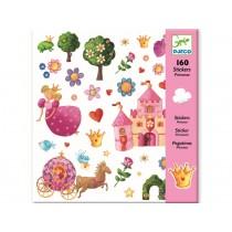 Djeco Stickers Princess Marguerite
