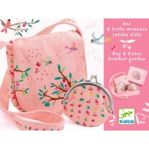 Djeco bag SUMMER GARDEN