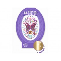 Djeco Big Tattoo BUTTERFLY