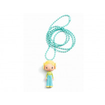 Djeco Tinyly Necklace FLORE