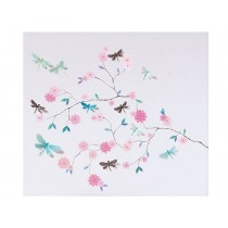 Djeco wall stickers with dragonflies