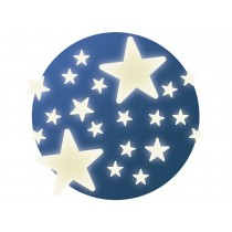 Djeco Wall Sticker phosphorescent stars