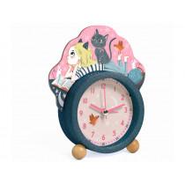 Djeco Clock LITTLE CAT