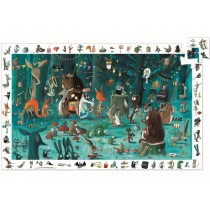 Djeco Observation Puzzle ORCHESTRA (35 pieces)