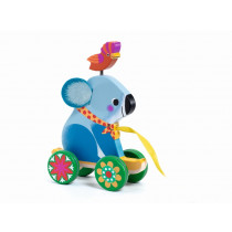 Djeco Pull-Along Animal OTTO