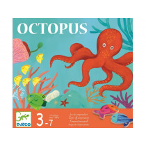 Djeco Magnetic Fishing Game OCTOPUS