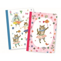 Djeco Notebook Set CAT AIKO