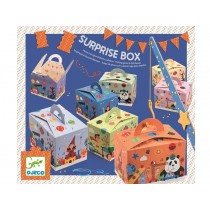 Djeco Party Game SURPRISE BOXES