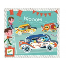Djeco Party Game VROOM