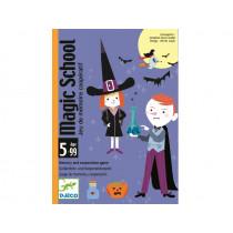 Djeco Card Game MAGIC SCHOOL