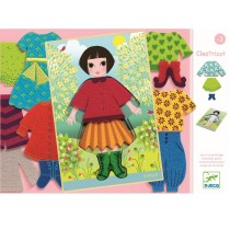 Djeco Learning Game CLEO TRICOT