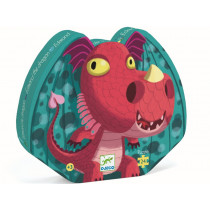 Djeco Puzzle EDMOND THE DRAGON (24 pieces)