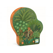 Djeco Puzzle IN THE JUNGLE (54 pieces)