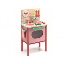 Djeco Play Kitchen LILA's KITCHEN