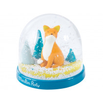 Moulin Roty Snow Globe FOX