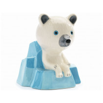 Djeco Money Box POLAR BEAR