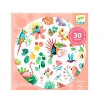 Djeco Stickers PARADISE