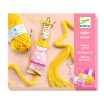 Djeco French Knitting Doll PRINCESS