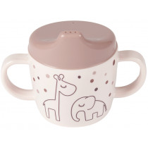 Done by Deer 2-handle cup DREAMY DOTS powder