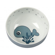 Done by Deer Mini Bowl SEA FRIENDS blue
