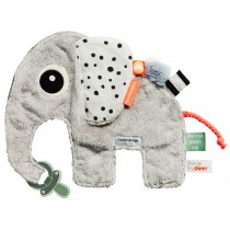 Done by Deer cuddly cloth Elphee cosy friend grey