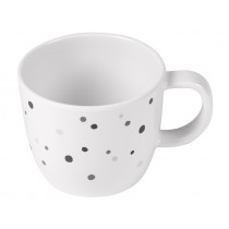 Done by Deer Melamine Cup DREAMY DOTS grey