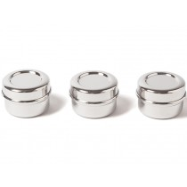 ECO Brotbox stainless steel CHUTNEY BOX