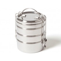 ECO Brotbox Stainless Steel TIFFIN PRO