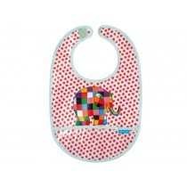Elmar baby bib red