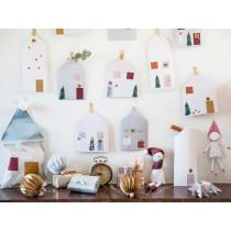 Fabelab DIY Advent Calendar IN FAIRY TOWN