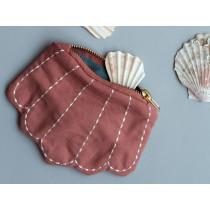 Fabelab Coin Pouch SEA SHELL
