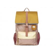 Fabelab Large Backpack OLD ROSE 8-12 yrs