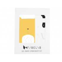 Fabelab Embroidery BEAR