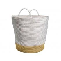 Fabelab Rope Basket OCHRE large