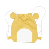 Fabelab Drawstring Bag LAZY BEAR