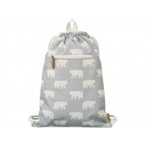 Fresk Drawstring Bag POLAR BEAR