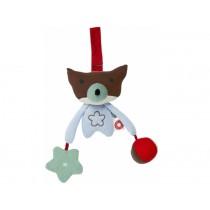Franck & Fischer Activity Toy Fox BROWN